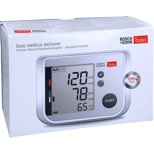 BOSO medicus exclusive vollautom.Blutdruckmessger.