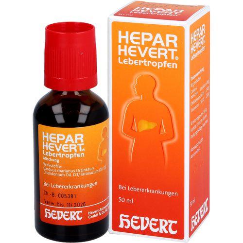 HEPAR HEVERT Lebertropfen