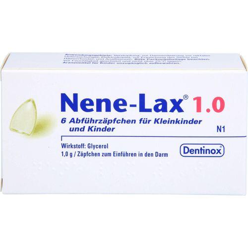 NENE LAX 1,0 Suppos.f.Kleinkdr.u.Kdr.
