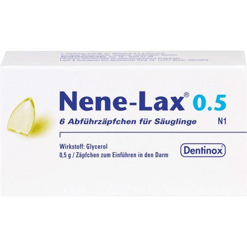 NENE LAX 0,5 Suppos.f.Säugl.
