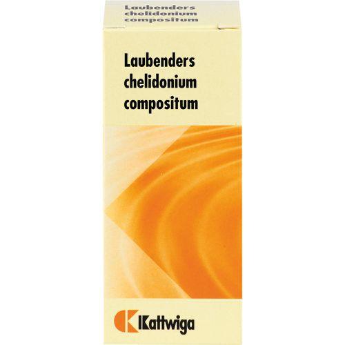 LAUBENDERS Chelidonium compositum Tropfen