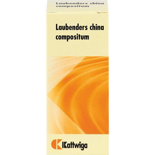 LAUBENDERS China compositum Tropfen