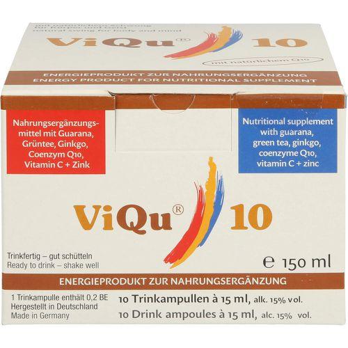 VIQU 10 Ampullen