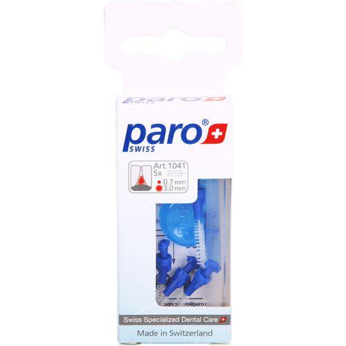 PARO Isola System F Spiralb.3 mm xfein blau