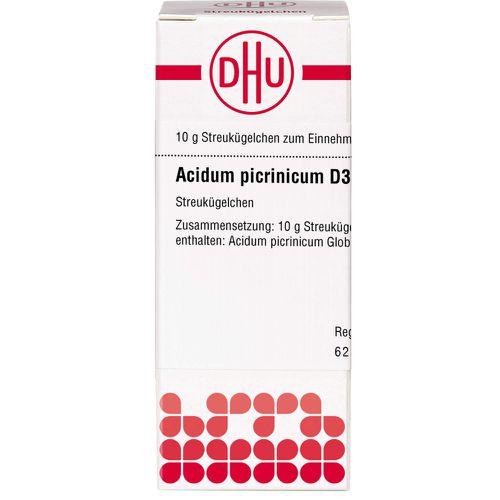 ACIDUM PICRINICUM D 30 Globuli