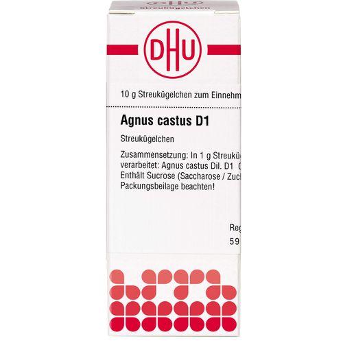 AGNUS CASTUS D 1 Globuli