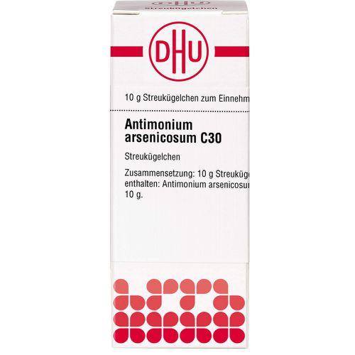 ANTIMONIUM ARSENICOSUM C 30 Globuli