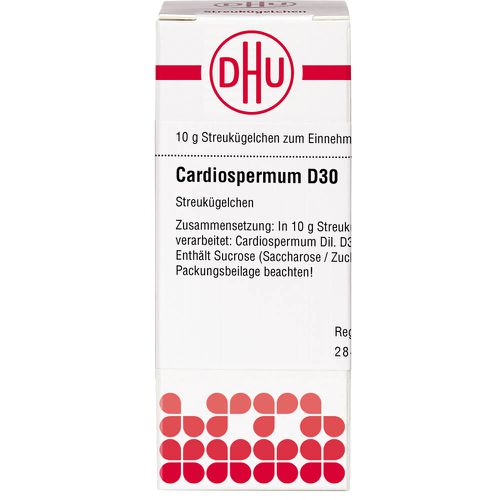 CARDIOSPERMUM D 30 Globuli