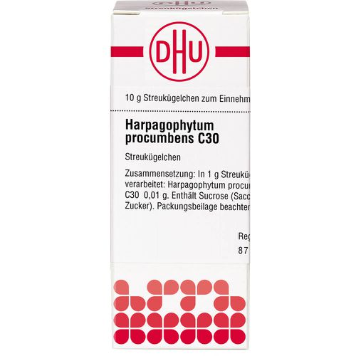 HARPAGOPHYTUM PROCUMBENS C 30 Globuli