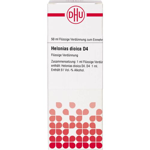 HELONIAS DIOICA D 4 Dilution