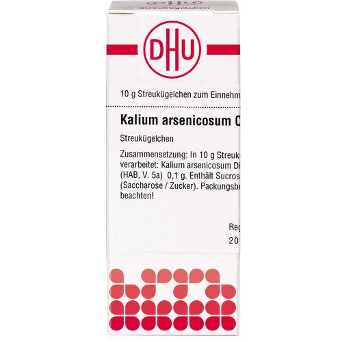 KALIUM ARSENICOSUM C 200 Globuli