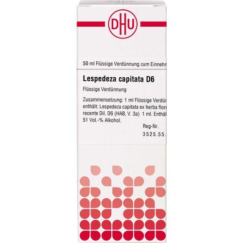 LESPEDEZA CAPITATA D 6 Dilution