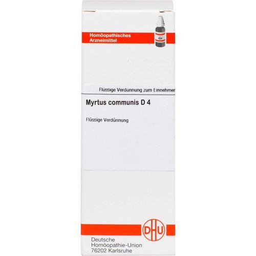 MYRTUS COMMUNIS D 4 Dilution