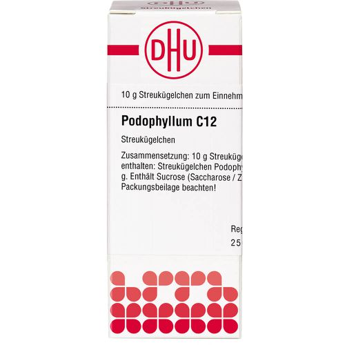 PODOPHYLLUM C 12 Globuli