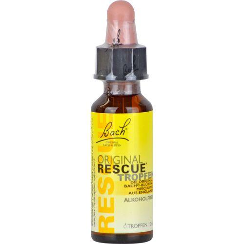 BACH ORIGINAL Rescue Tropfen alkoholfrei (Nachfolger Rescura PZN 16391801)