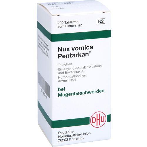 NUX VOMICA PENTARKAN Tabletten