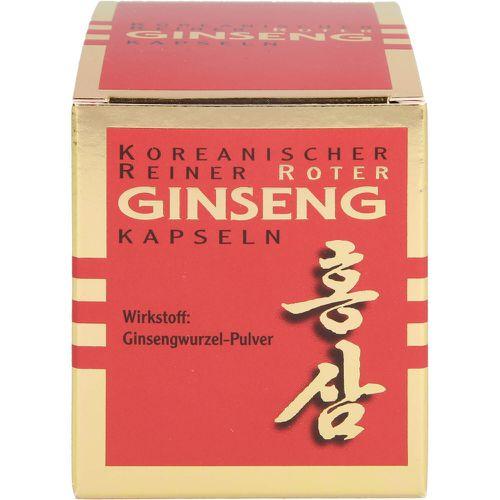 KGV Korea Ginseng Vertriebs GmbH ROTER GINSENG Kapseln 300 mg 100 St