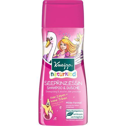 KNEIPP naturkind Seeprinzessin Shampoo & Dusche