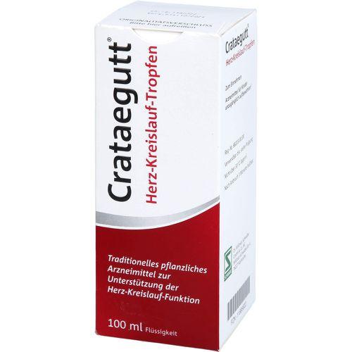 CRATAEGUTT Herz-Kreislauf-Tropfen
