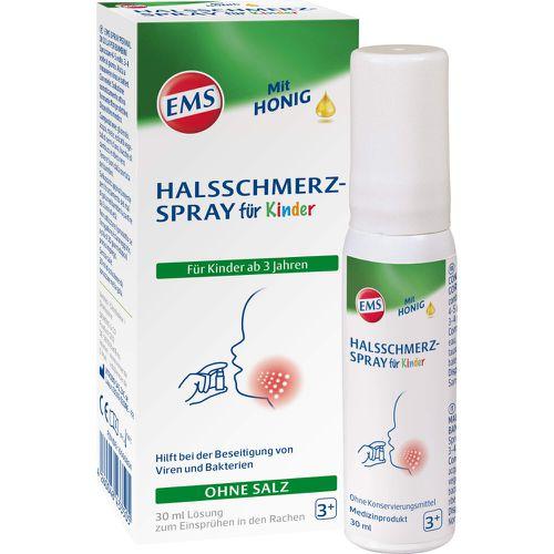 EMSER Halsschmerz-Spray für Kinder