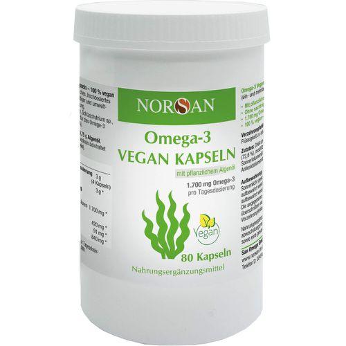 NORSAN Omega-3 vegan Kapseln