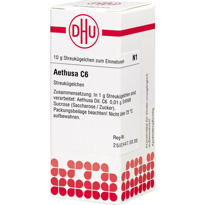 AETHUSA C 6 Globuli