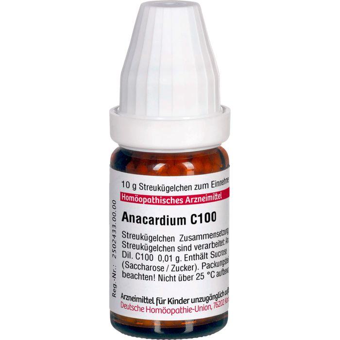 ANACARDIUM C 100 Globuli