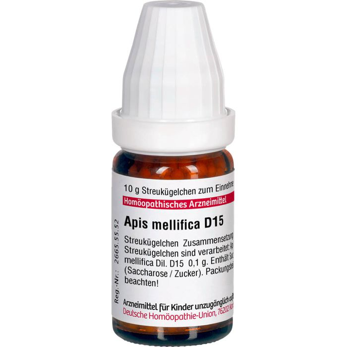 APIS MELLIFICA D 15 Globuli