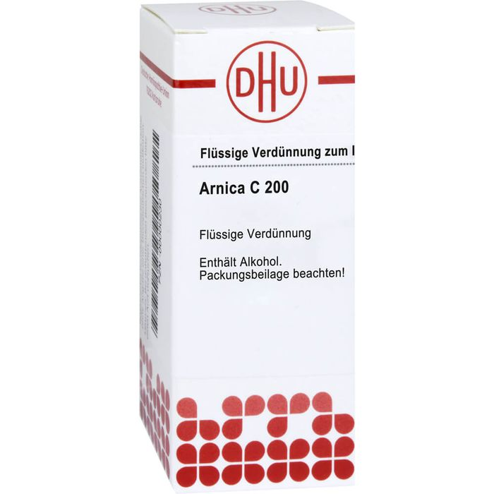ARNICA C 200 Dilution