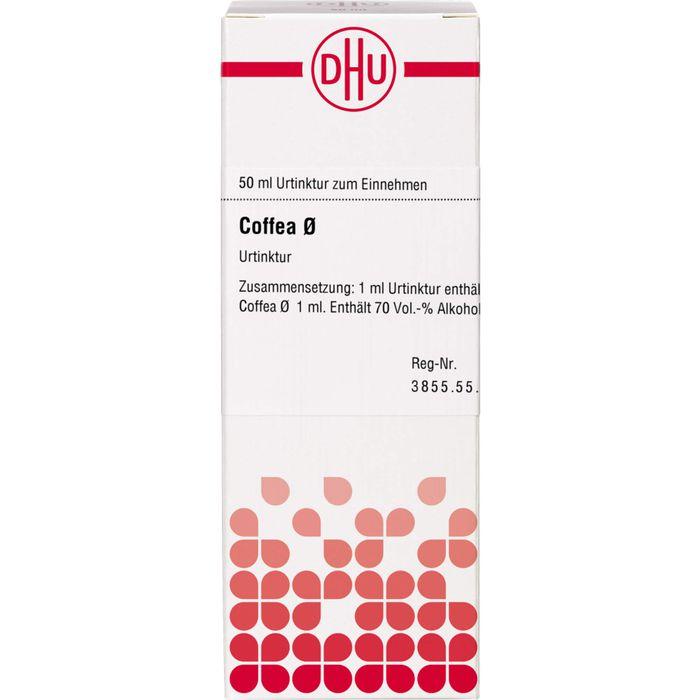 COFFEA Urtinktur D 1