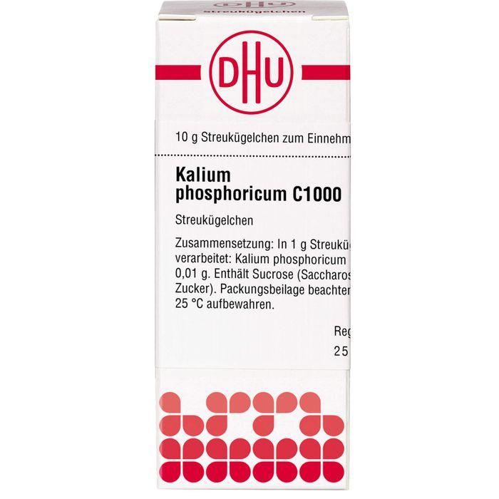 KALIUM PHOSPHORICUM C 1000 Globuli