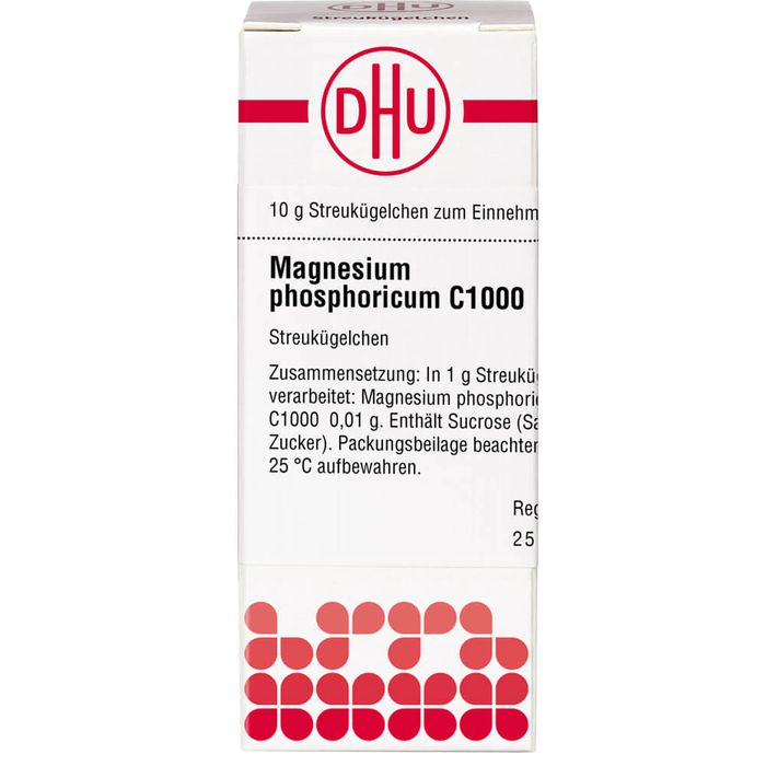 MAGNESIUM PHOSPHORICUM C 1000 Globuli