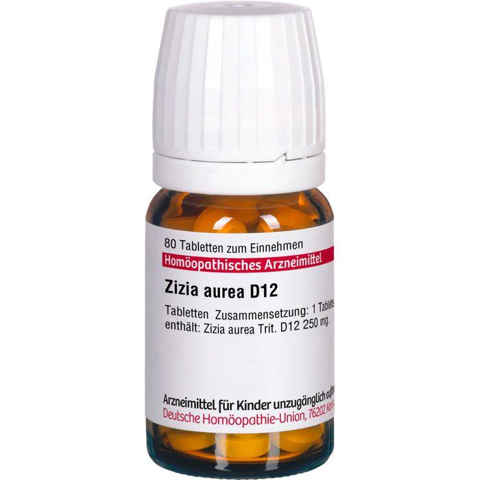 ZIZIA aurea D 12 Tabletten