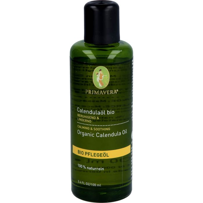 CALENDULA ÖL in Oliven-/Sonnenblumenöl Bio