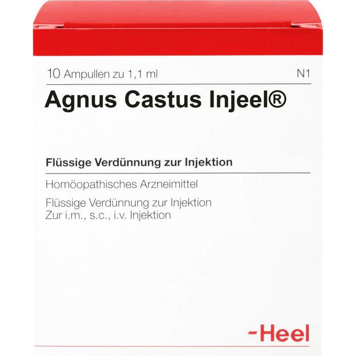 AGNUS CASTUS INJEEL Ampullen