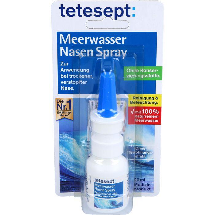 TETESEPT Meerwasser Nasenspray
