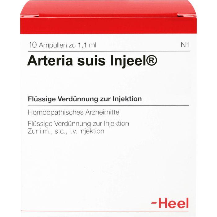 ARTERIA SUIS Injeel Ampullen