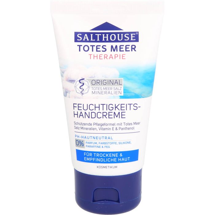SALTHOUSE THERAPIE Feuchtigkeits-Handcreme