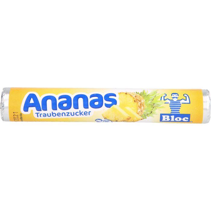 BLOC Traubenzucker Ananas Rolle