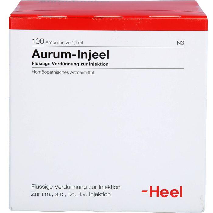 AURUM INJEEL Ampullen