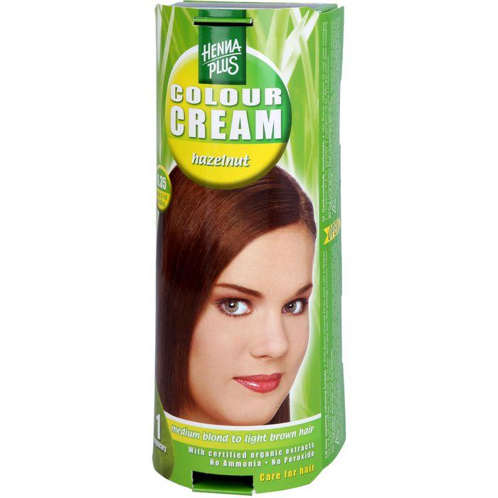 HENNAPLUS Colour Cream hazelnut 6,35