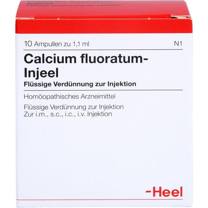 CALCIUM FLUORATUM INJEEL Ampullen