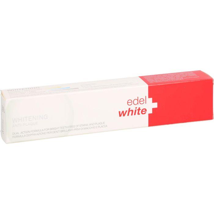 EDELWHITE Antiplaque+white Zahnpasta