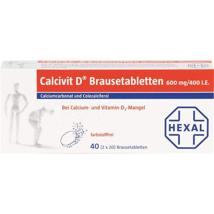 CALCIVIT D Brausetabletten
