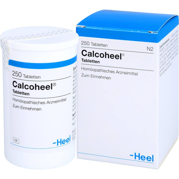 CALCOHEEL Tabletten