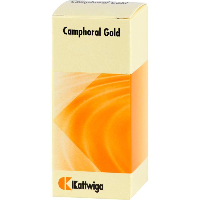 CAMPHORAL Gold Tropfen