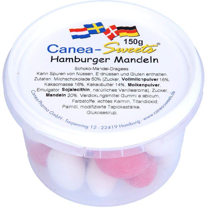 HAMBURGER Mandeln Canea