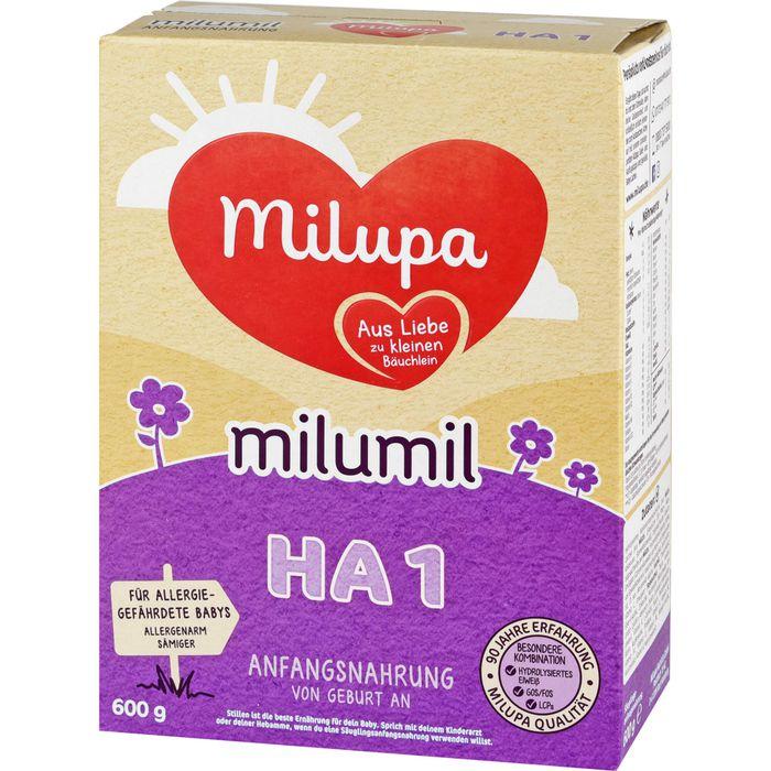MILUPA MILUMIL HA 1