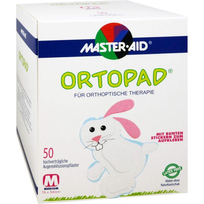 ORTOPAD medium Augenokklusionspflaster