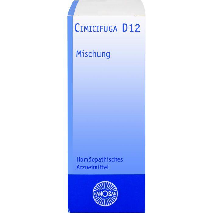CIMICIFUGA D 12 Dilution